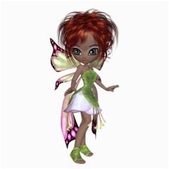 Fairy Nymph Fairie Canvas 12  X 12  (unframed)