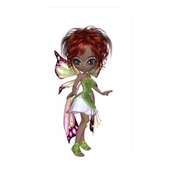 Fairy Magic Faerie In A Dress Memory Card Reader (rectangular)