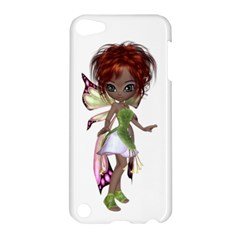 Fairy magic faerie in a dress Apple iPod Touch 5 Hardshell Case