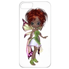Fairy Magic Faerie In A Dress Apple Iphone 5 Classic Hardshell Case