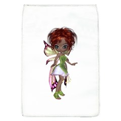Fairy magic faerie in a dress Removable Flap Cover (Large)