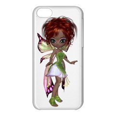 Fairy magic faerie in a dress Apple iPhone 5C Hardshell Case