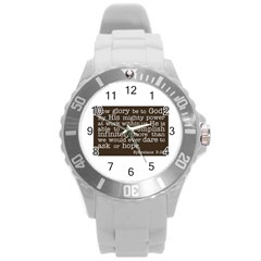 untitled Plastic Sport Watch (Large)