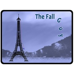 The Fall Guy Fleece Blanket (Extra Large)