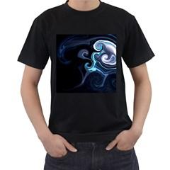 L499 Mens' T-shirt (Black)