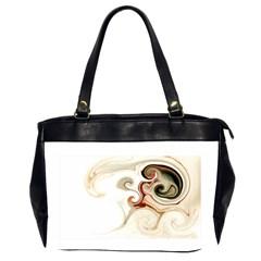 L500 Oversize Office Handbag (two Sides)