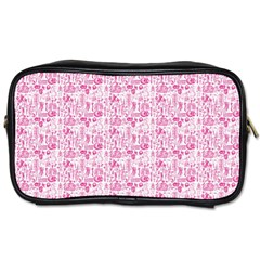 Anatomy Travel Toiletry Bag (Two Sides)