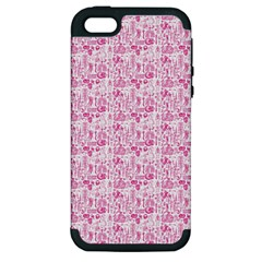 Anatomy Apple iPhone 5 Hardshell Case (PC+Silicone)