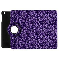 Leopard Print Apple iPad Mini Flip 360 Case