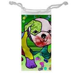 Pug Jewelry Bag