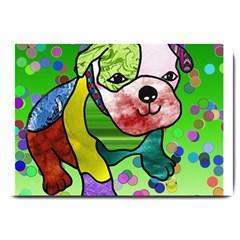Pug Large Door Mat