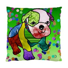 Pug Cushion Case (two Sided)