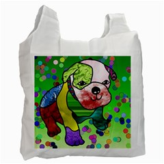 Pug Recycle Bag (Two Sides)