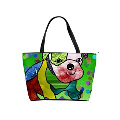 Pug Large Shoulder Bag