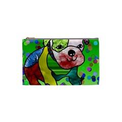 Pug Cosmetic Bag (Small)