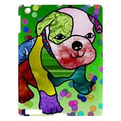 Pug Apple iPad 3/4 Hardshell Case
