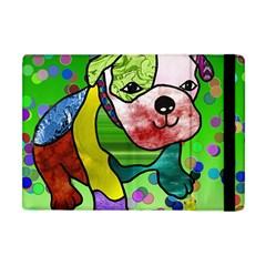 Pug Apple iPad Mini Flip Case