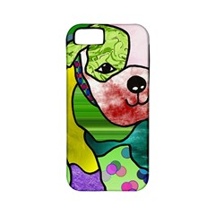 Pug Apple iPhone 5 Classic Hardshell Case (PC+Silicone)