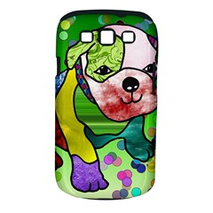 Pug Samsung Galaxy S III Classic Hardshell Case (PC+Silicone)