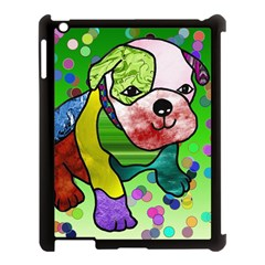 Pug Apple iPad 3/4 Case (Black)
