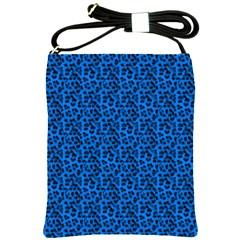 Leopard Print Shoulder Sling Bag