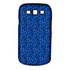 Leopard Print Samsung Galaxy S III Classic Hardshell Case (PC+Silicone)