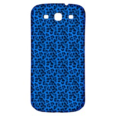 Leopard Print Samsung Galaxy S3 S III Classic Hardshell Back Case