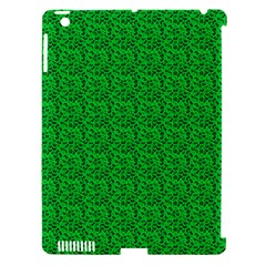 Leopard Print Apple iPad 3/4 Hardshell Case (Compatible with Smart Cover)