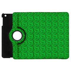 Leopard Print Apple iPad Mini Flip 360 Case