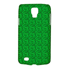 Leopard Print Samsung Galaxy S4 Active (I9295) Hardshell Case