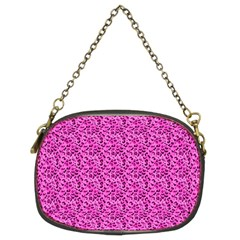 Leopard Print Chain Purse (Two Sided)