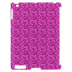 Leopard Print Apple iPad 2 Hardshell Case (Compatible with Smart Cover)