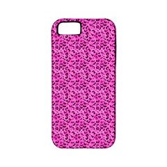 Leopard Print Apple iPhone 5 Classic Hardshell Case (PC+Silicone)