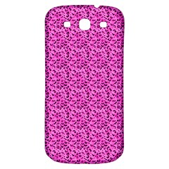 Leopard Print Samsung Galaxy S3 S III Classic Hardshell Back Case