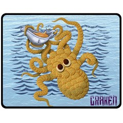 Craken Fleece Blanket (Medium)