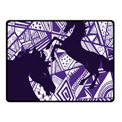 Year of the HORSE Fleece Blanket (Small)