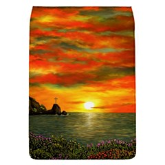 Alyssa s Sunset By Ave Hurley Artrevu   Removable Flap Cover (s)