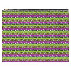 Animal Print Cosmetic Bag (XXXL)