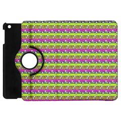 Animal Print Apple iPad Mini Flip 360 Case