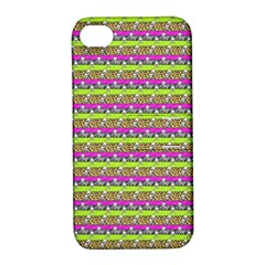 Animal Print Apple iPhone 4/4S Hardshell Case with Stand