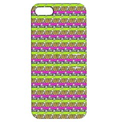 Animal Print Apple iPhone 5 Hardshell Case with Stand