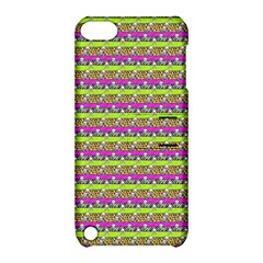 Animal Print Apple iPod Touch 5 Hardshell Case with Stand