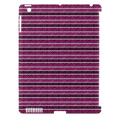 Animal Print Apple iPad 3/4 Hardshell Case (Compatible with Smart Cover)
