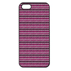 Animal Print Apple iPhone 5 Seamless Case (Black)