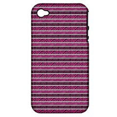Animal Print Apple iPhone 4/4S Hardshell Case (PC+Silicone)