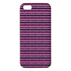 Animal Print iPhone 5S Premium Hardshell Case