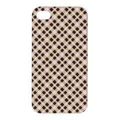 Plaid  Apple iPhone 4/4S Premium Hardshell Case