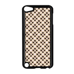 Plaid  Apple iPod Touch 5 Case (Black)