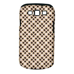 Plaid  Samsung Galaxy S III Classic Hardshell Case (PC+Silicone)