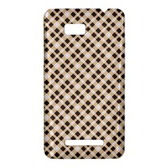 Plaid  HTC One SU T528W Hardshell Case